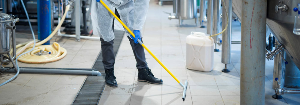 Industrial Cleaning Company in Brisbane