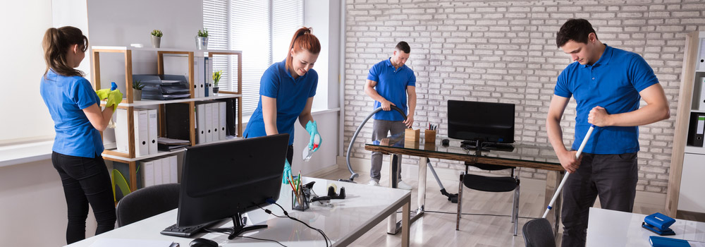 Office Cleaning Company in Brisbane