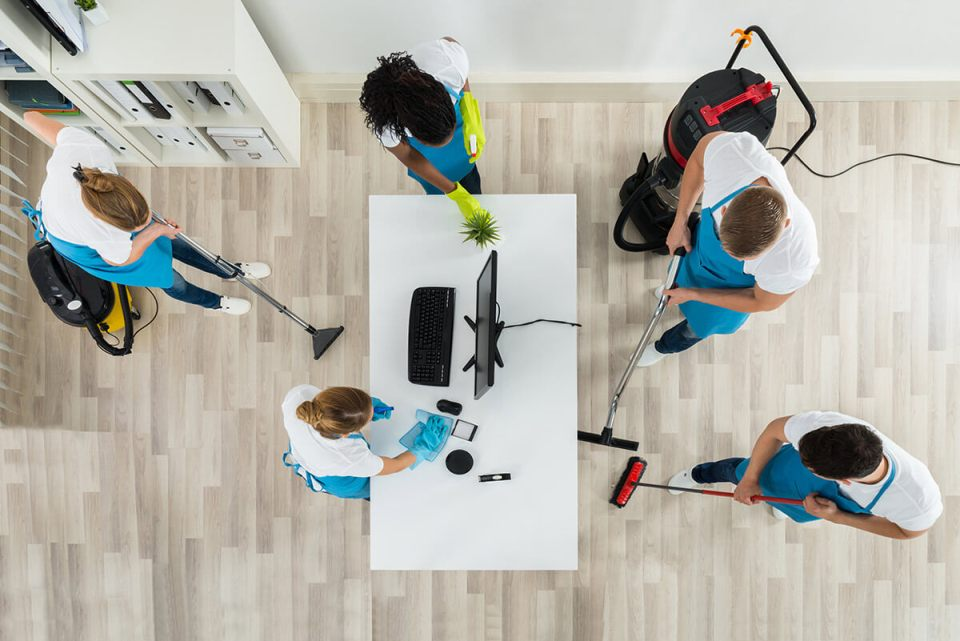 Choosing the Right Commercial Cleaning Company in Brisbane