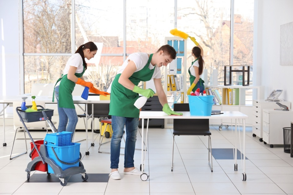 Office Cleaning Service in Brisbane