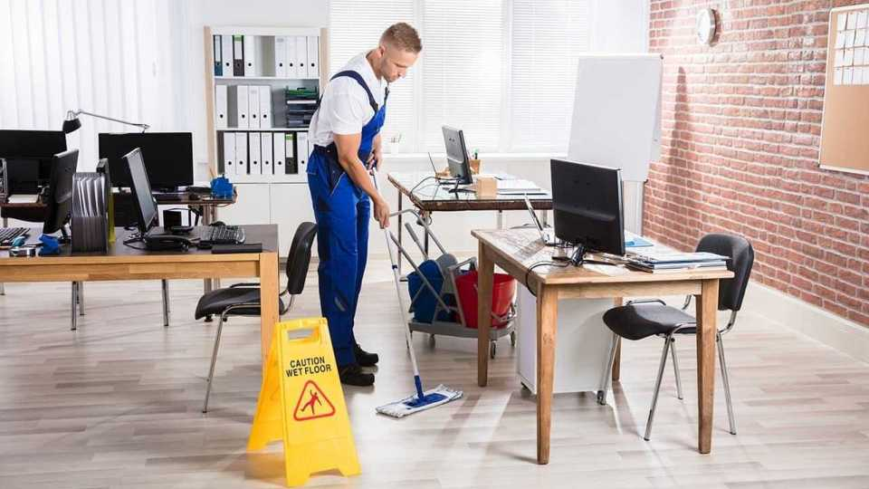 What are the different Services offered by Office Cleaning Companies in Brisbane?